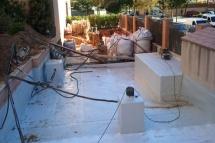 Impermeabilizacion jardin
