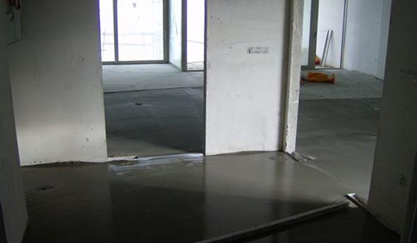 Mortero autonivelantes pavimentos