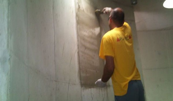 Fachada de cemento archivos aplitecan for Piscina de godella