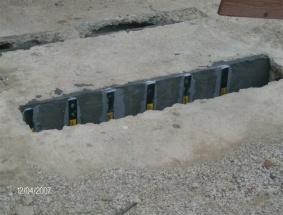 Refuerzos estructurales Serra
