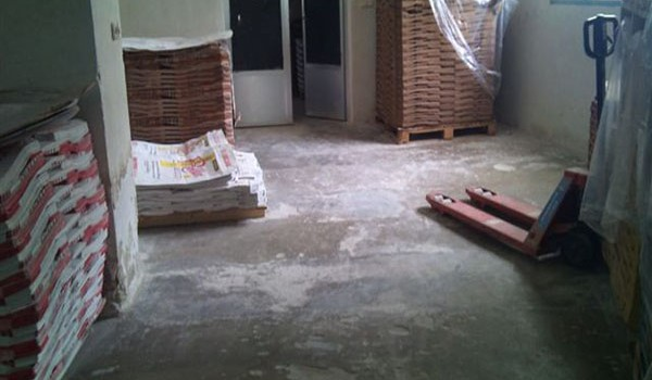 Fabrica de harinas
